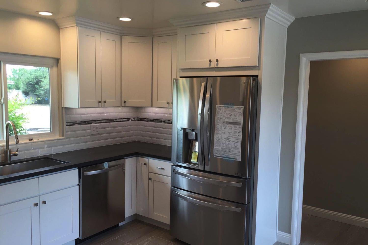 New Solutions in the Fresno Kitchen Remodeling
